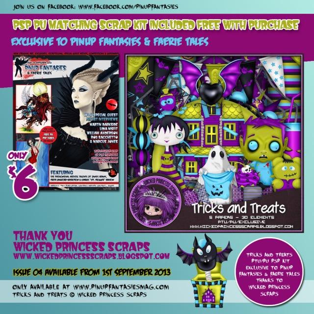 Guest PSP Freebie - Wicked Princess Scraps